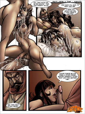 8muses Porncomics Lustomic – Once Upon A Time (Sarath) image 20