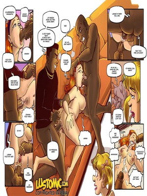 8muses Adult Comics Lustomic- Crossdressing Therapy- Couples Counseling image 08