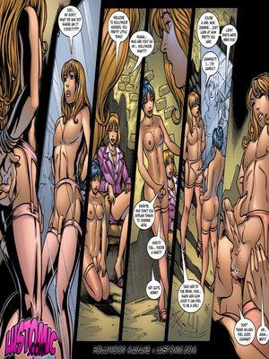 8muses Porncomics LustOmic- Hollywood Madame – Prissied & Pimped! image 02