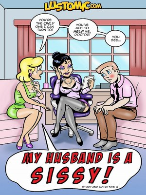 Lustomic- My Husband is a Sissy 8muses Adult Comics