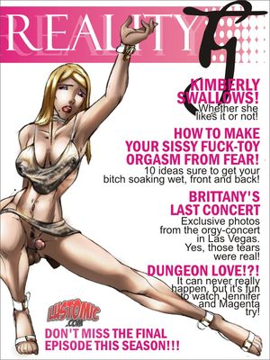 Lustomic- Reality TG (Sarath) 8muses Porncomics