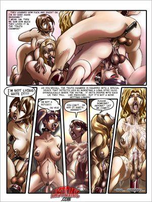 8muses Porncomics Lustomic- Reality TG (Sarath) image 16