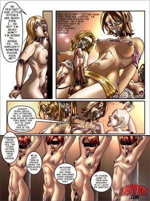 8muses Porncomics Lustomic- Reality TG (Sarath) image 17