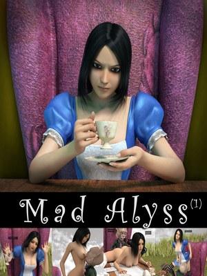 Mad Alyss- Amusteven (Alice in Wonderland) 8muses 3D Porn Comics