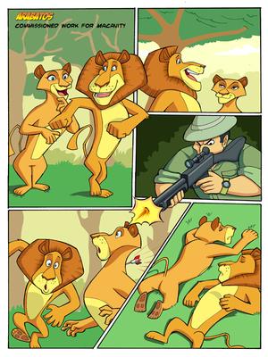 Madagascar- Arabatos 8muses Adult Comics