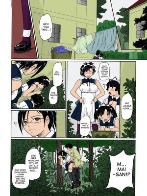 8muses Hentai-Manga Mai Favorite Ch.2- Kisaragi Gunma image 02