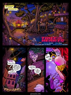Mana World – Thief of Hearts 8muses Furry Comics