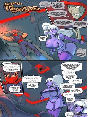 ManaWorld – Out of This 8muses Furry Comics