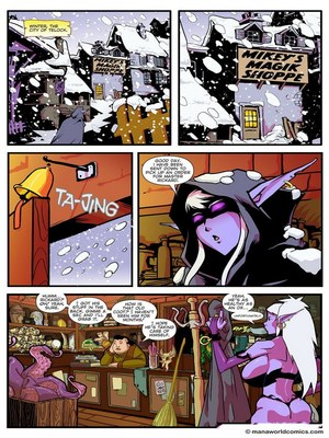 ManaWorld- Mickey`s Magic Shoppe-2 8muses Adult Comics