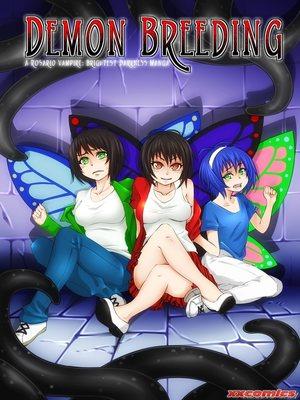 Manga- Demon Breeding 8muses Adult Comics