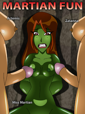Martian Fun (Young Justice) 8muses Adult Comics