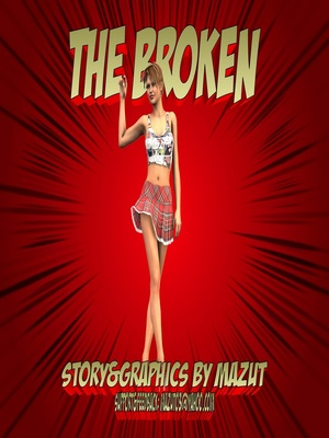 Mazut – The Broken 8muses Adult Comics