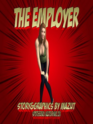 Mazut- The Employer 8muses 3D Porn Comics