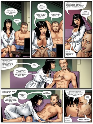 8muses Adult Comics MCC – Checkered Past 3 image 10
