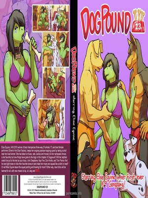 Meesh- Dog Pound, Furry 8muses Adult Comics