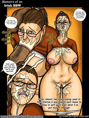 8muses Porncomics Memoirs of an Irish BBW- Duke Honey image 03