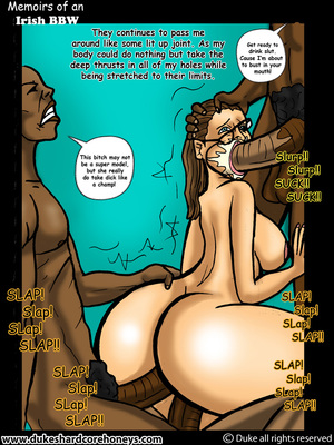 8muses Porncomics Memoirs of an Irish BBW- Duke Honey image 07
