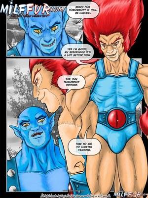 Milffur-Thundercat 8muses Adult Comics