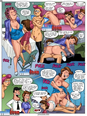 8muses Milftoon Comics Milftoon – Fairly Odd Parents- F.O.P image 30