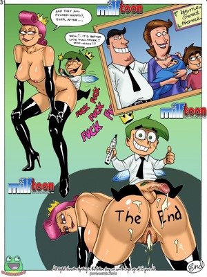 8muses Milftoon Comics Milftoon – Fairly Odd Parents- F.O.P image 31