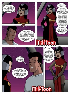 8muses Milftoon Comics Milftoon – Safe Sex image 07