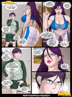 8muses Milftoon Comics Milftoon- After Party 2 image 21