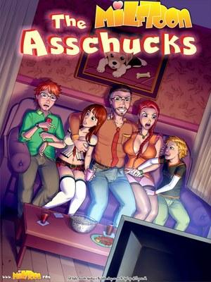 Milftoon- Asschucks 8muses Milftoon Comics