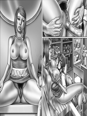 8muses Milftoon Comics Milftoon Beach- Cook image 06
