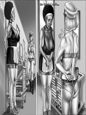 8muses Milftoon Comics Milftoon Beach- Maid image 03