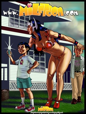 Milftoon- Big Barba 8muses Milftoon Comics