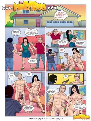 Milftoon- Burglar 8muses Milftoon Comics