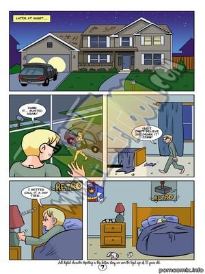 8muses Milftoon Comics Milftoon- Business Before Pleasure image 07