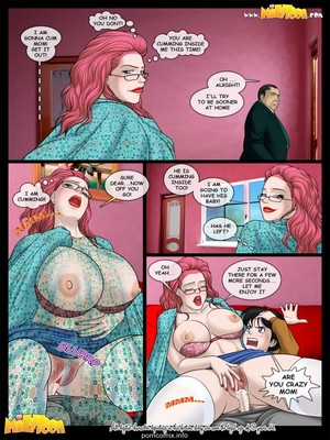8muses Milftoon Comics Milftoon- Can I Come image 13