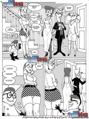 Milftoon- Cumbuckets 8muses Milftoon Comics
