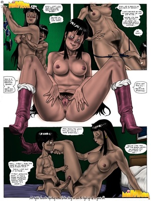 Milftoon- DBX 2 (Color) 8muses Milftoon Comics