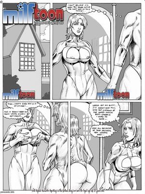 Milftoon- Family Power 8muses Milftoon Comics