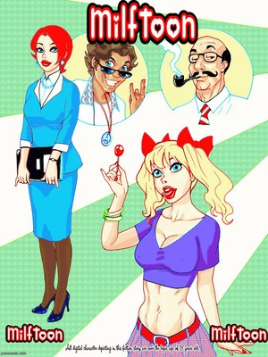 Milftoon- Family 8muses Milftoon Comics