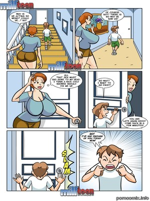 8muses Milftoon Comics Milftoon- Friends with Benefits image 11