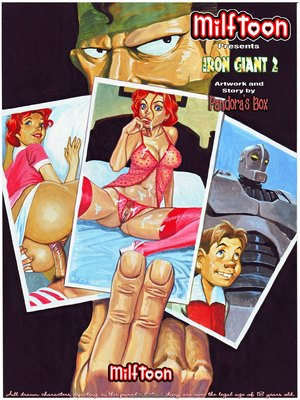 Milftoon- Iron Giant 2 8muses Milftoon Comics