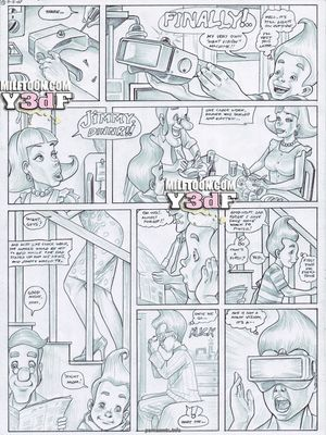 8muses Milftoon Comics Milftoon- Jimmy Naitron image 02