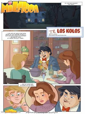 Milftoon- Los Kolos 8muses Milftoon Comics