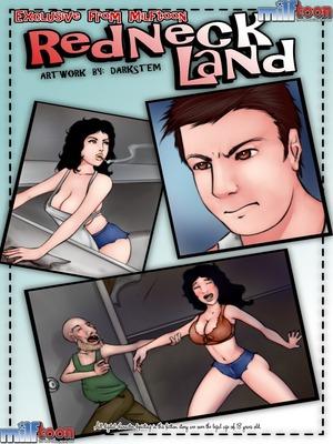 Milftoon- RedNeck Land 8muses Milftoon Comics