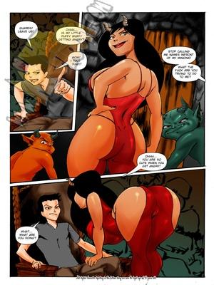 8muses Milftoon Comics Milftoon- Superfucktural image 02