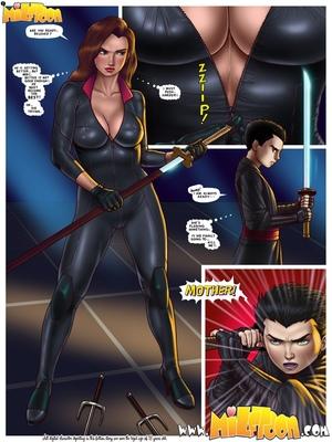 Milftoon- Talia 8muses Milftoon Comics
