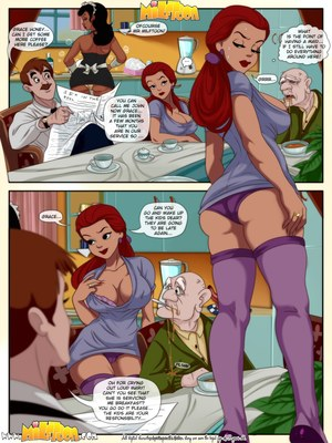 Milftoon-The Milftoons ch. 1 8muses Milftoon Comics