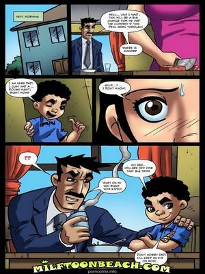 8muses Milftoon Comics Milftoonbeach- Night Incest image 10