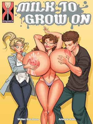 Milk to Grow On- Expansionfan 8muses Adult Comics