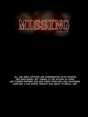 MISSING (Resident Evil) 8muses Hentai-Manga