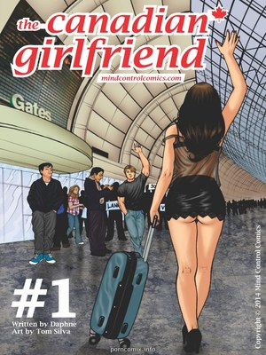 MMC – Canadian Girlfriend 1 8muses Adult Comics