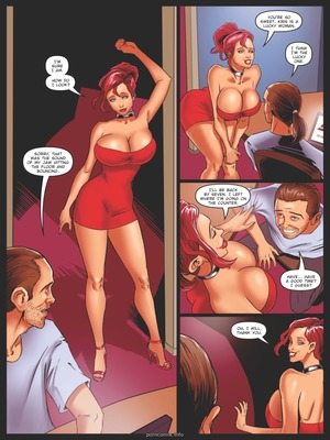 8muses Adult Comics MMC – Checkered Past 06 image 07